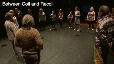 Between Coil and Recoil at Theatr Harlech